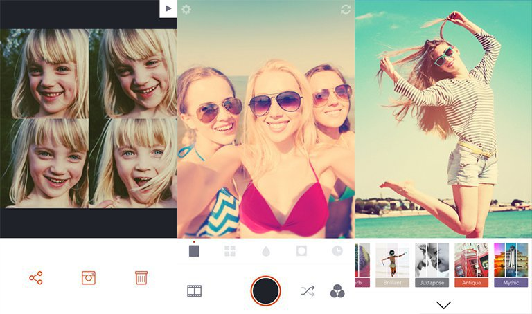 Best Selife Apps for your Smartphone