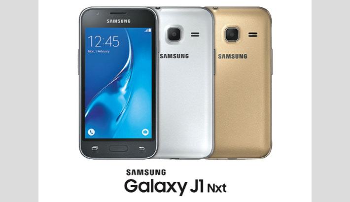 Galaxy J1 Nxt