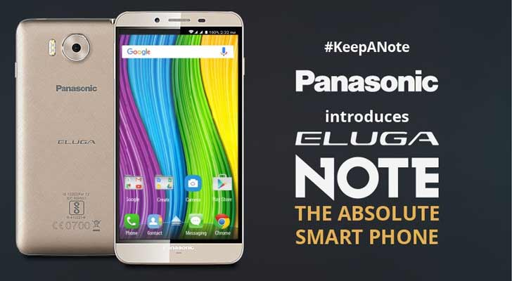 Panasonic Eluga Note
