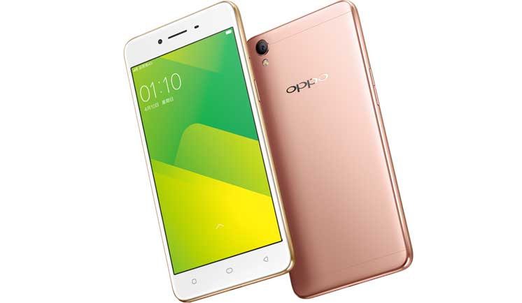 OPPO a37 receives a price cut in Nepal