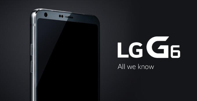 LG G6 Rumors