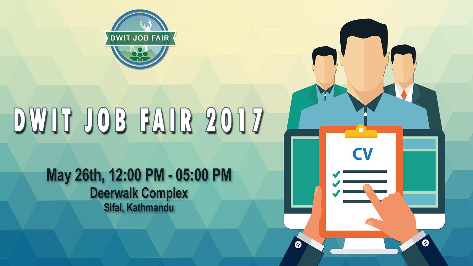 dwit job fair