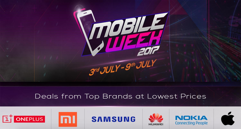 Kaymu Mobile Week 2017