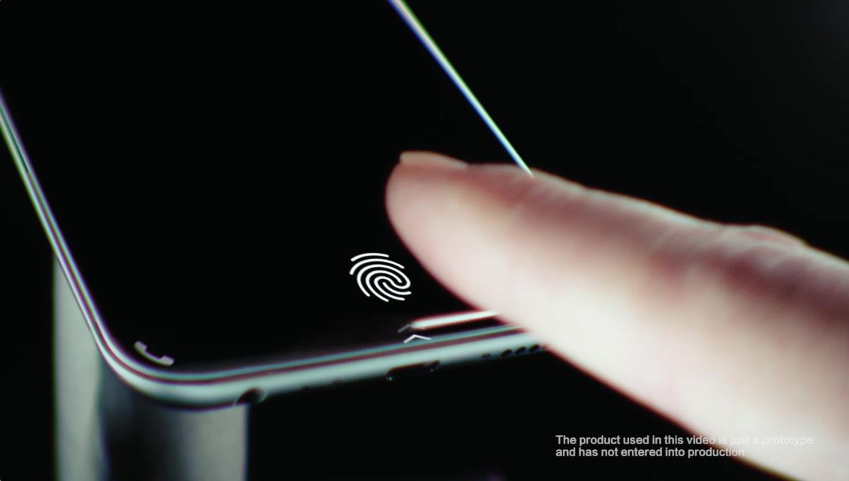 qualcomm to bring in-screen fingerprint scanner