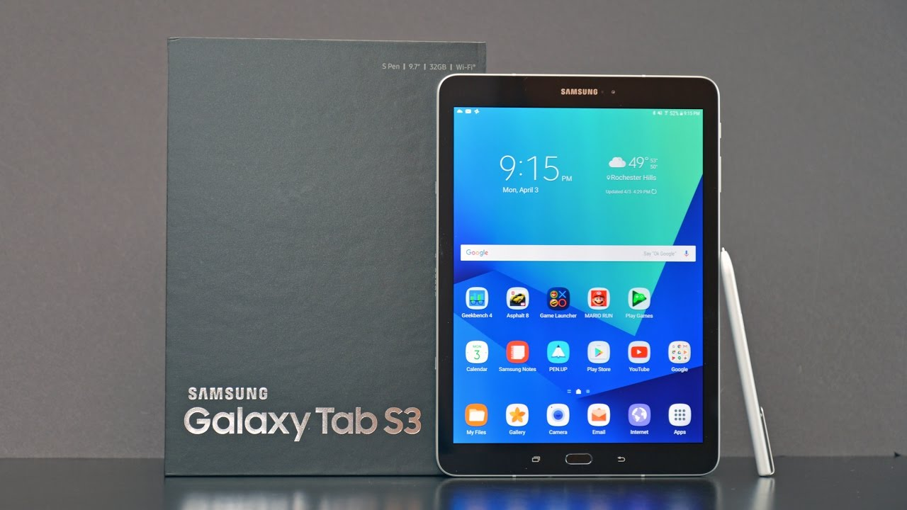 samsung galaxy tab s3 price in nepal and specs e nepsters. Black Bedroom Furniture Sets. Home Design Ideas