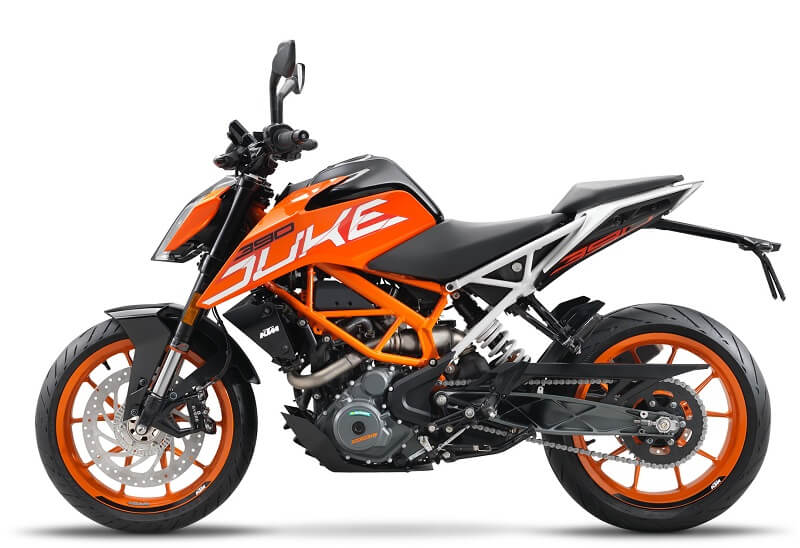 KTM Bike Price in Nepal
