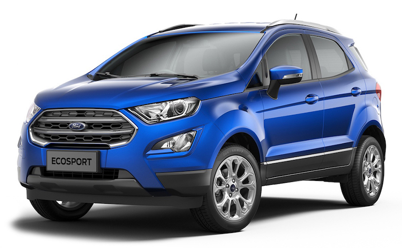 Ford EcoSport 2017 Price in Nepal