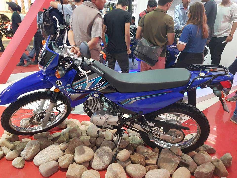 Yamaha XTZ 125 price in Nepal