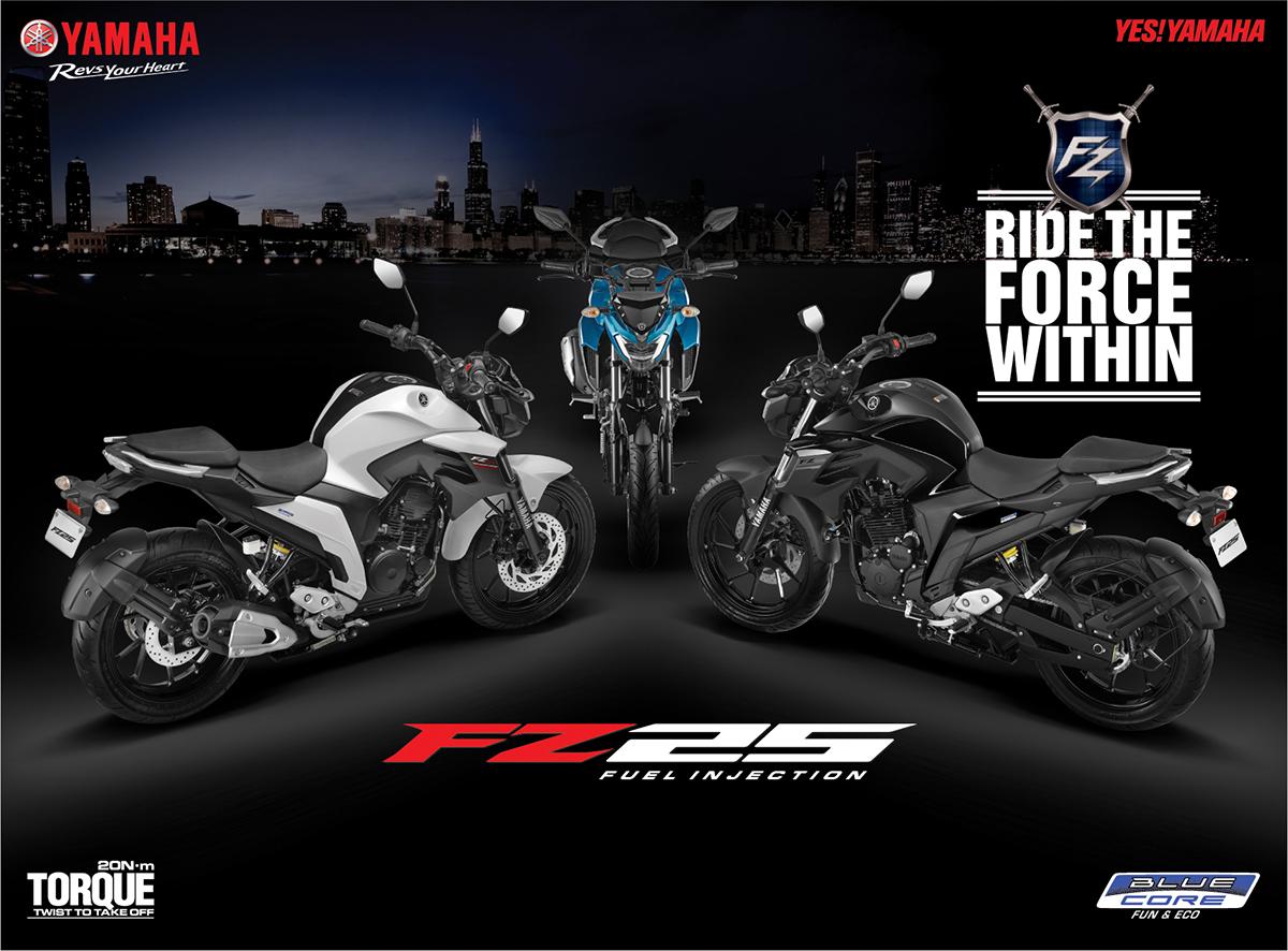 Yamaha FZ25 Price in Nepal