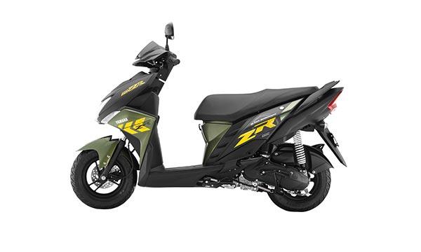 Ray Zr Yamaha