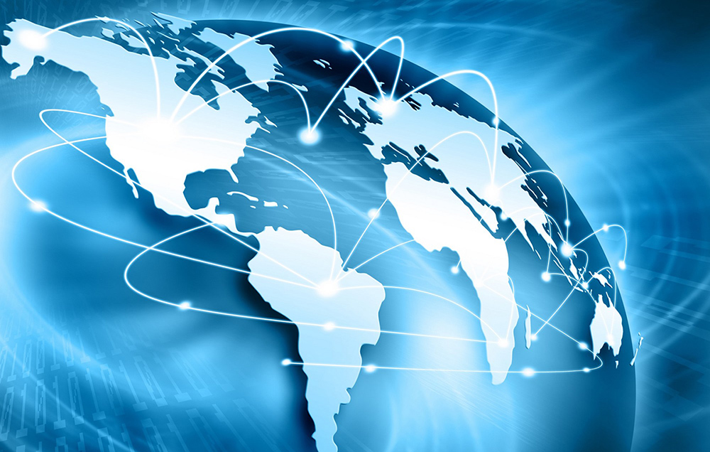Nepal is getting internet service from China