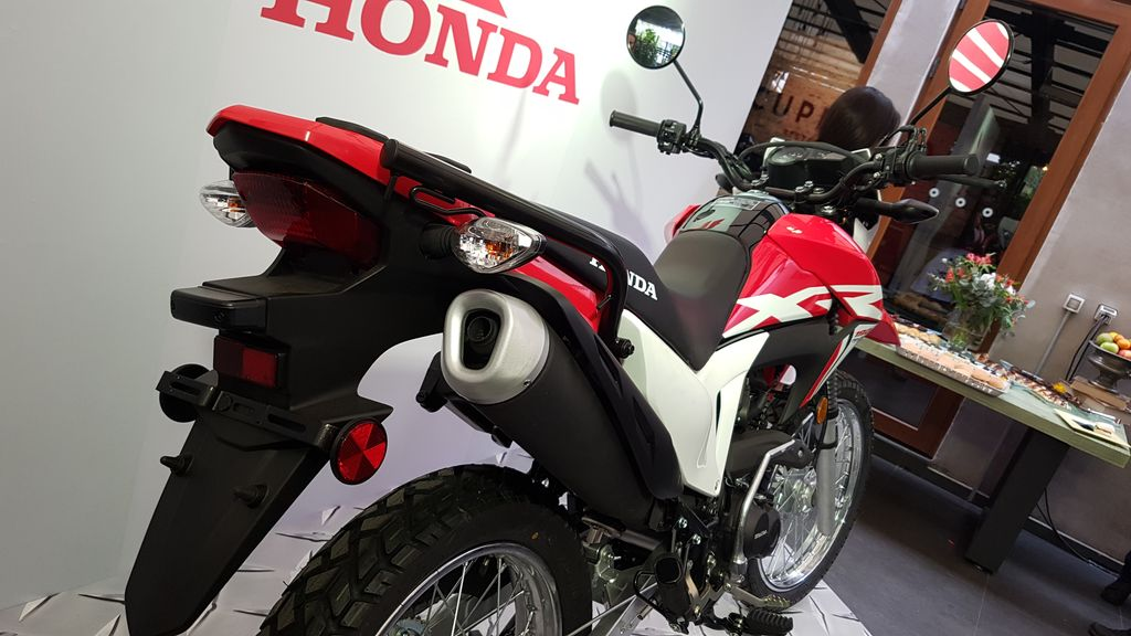 Honda XR190 Price in Nepal and Features   Honda XR 190 in ...