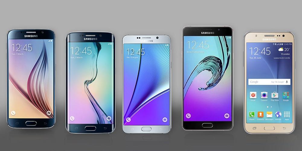 Samsung Smartphone Vertragsfrei