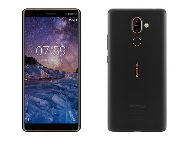 Nokia 1, Nokia 6 2018 and Nokia 7 Plus Price in Nepal