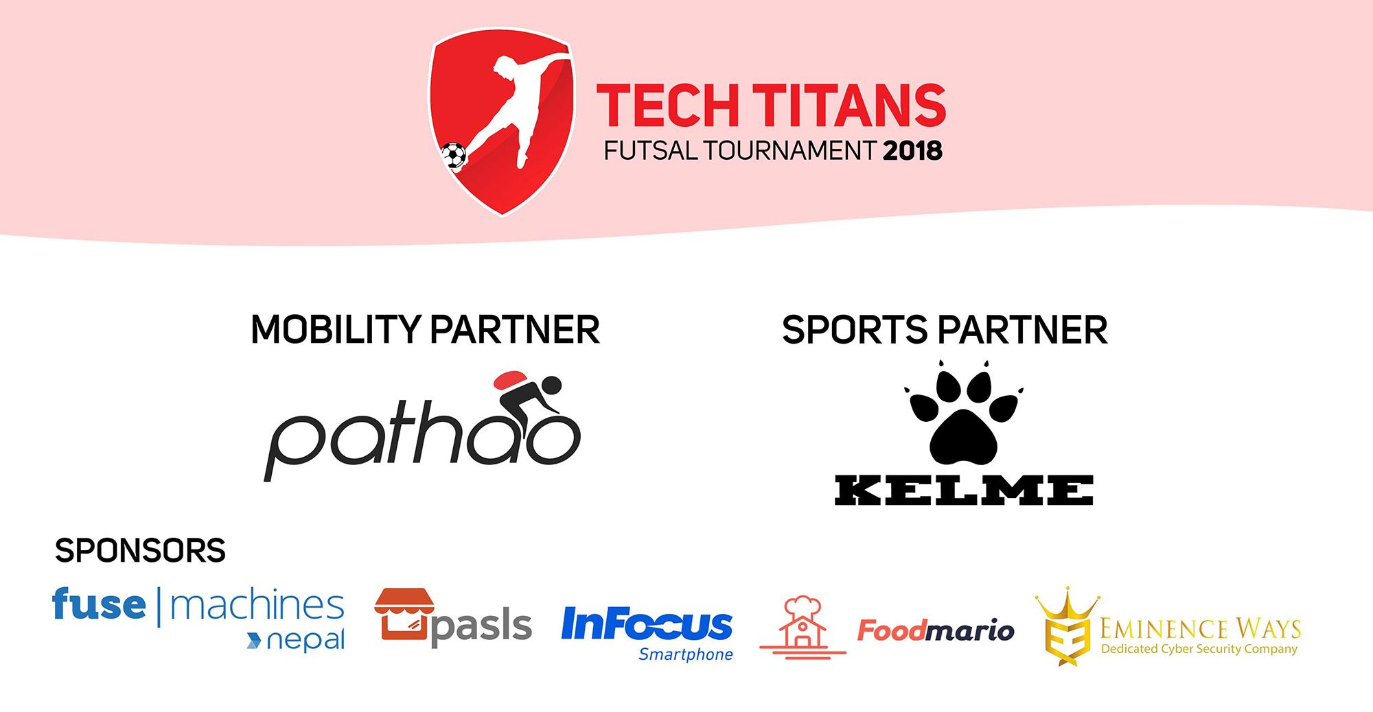Tech Titans Futsal Tournament 2018