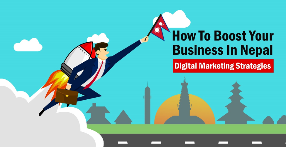 Digital Marketing Strategy in Nepal