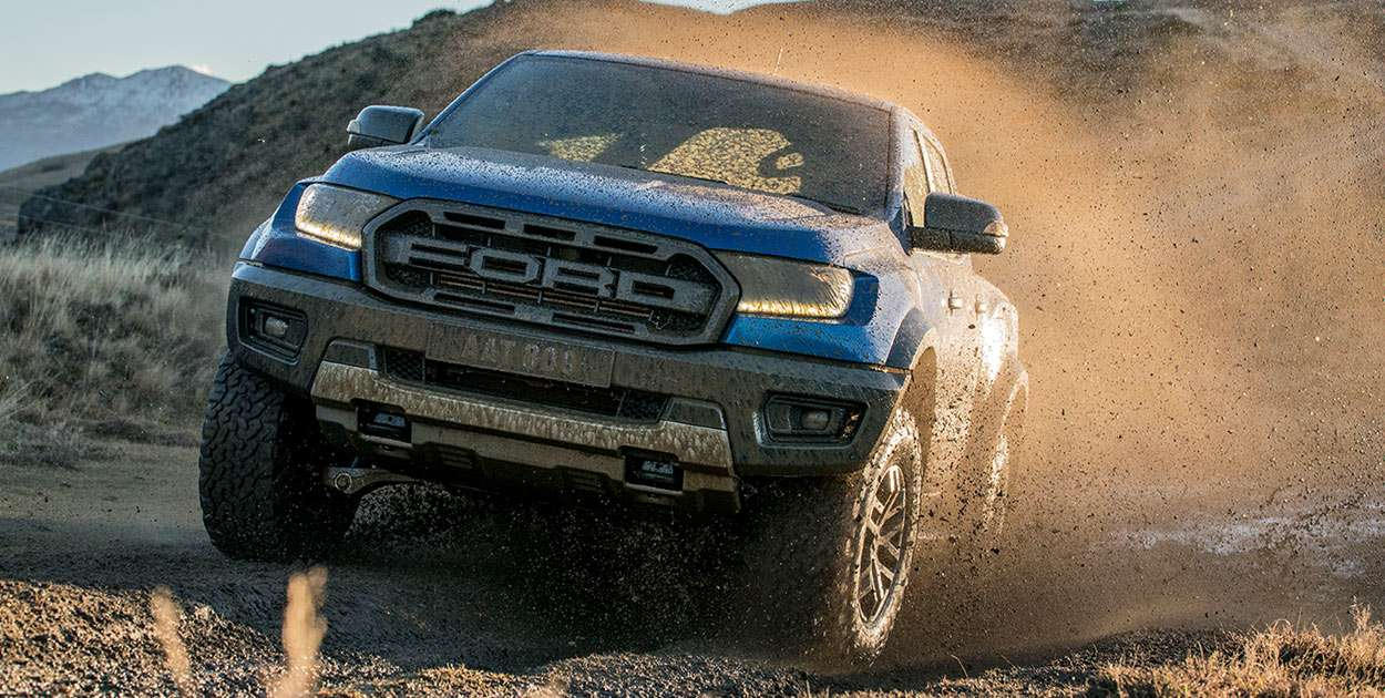 Ford Ranger Raptor Officially Launches In Nepal The King