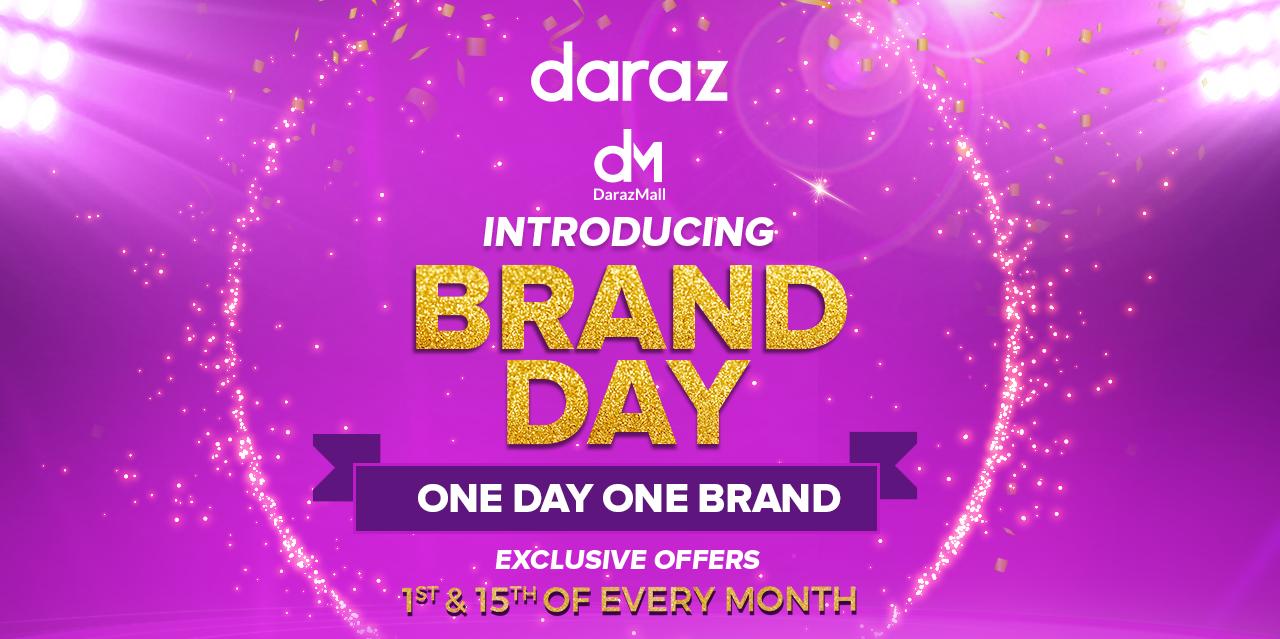 Daraz Brand Day