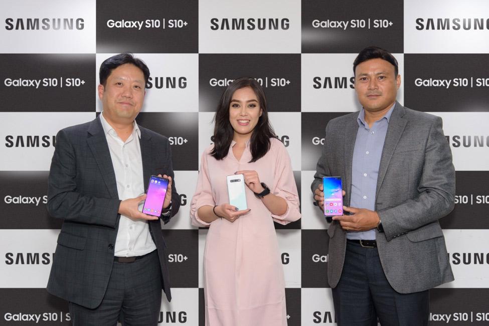 Samsung Galaxy S10, S10+, S10e Price in Nepal