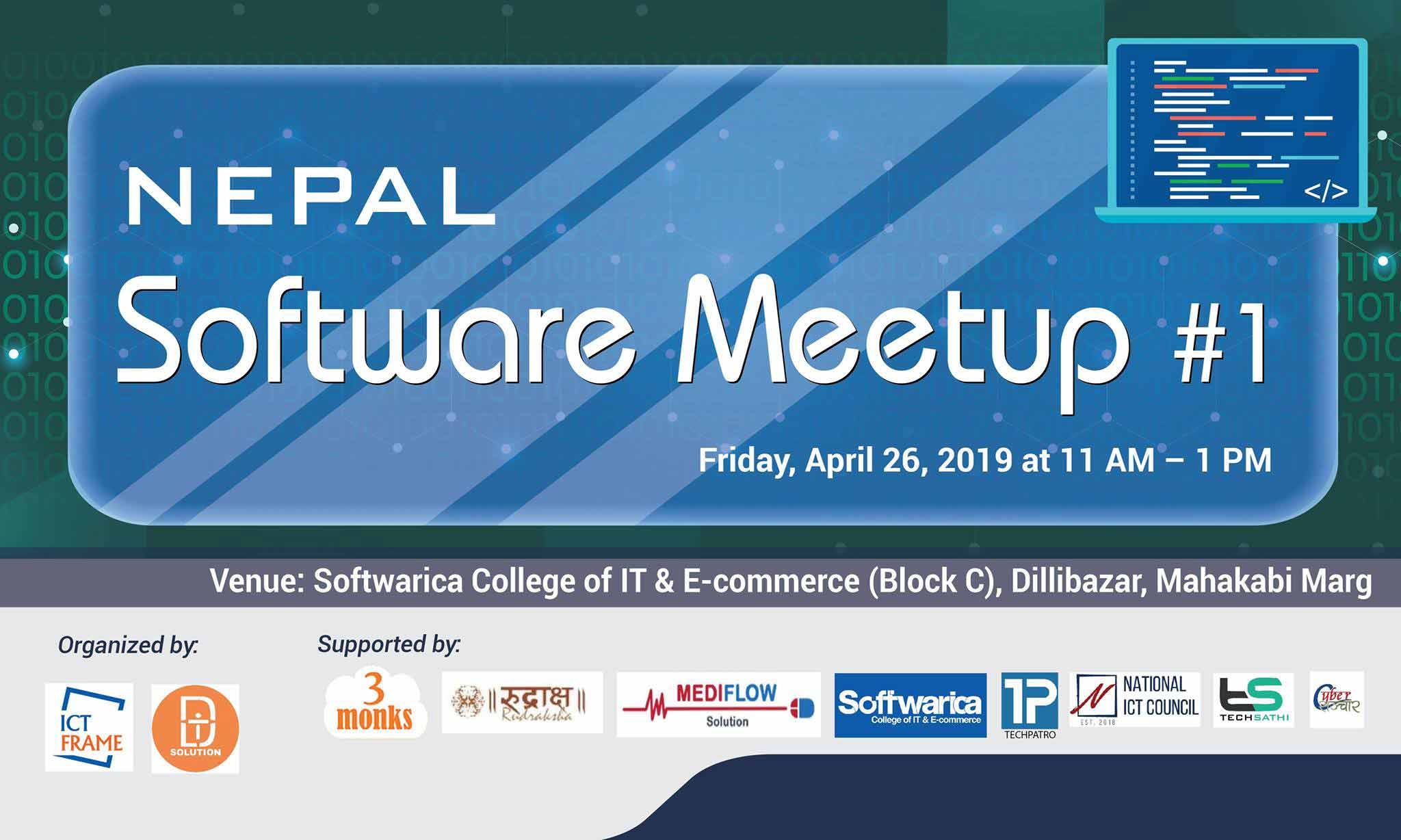 Software Meetup in Nepal
