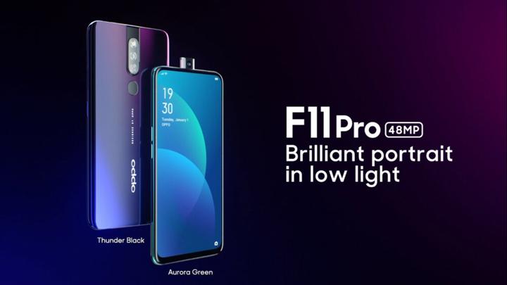 OPPO F11 Pro in Nepal