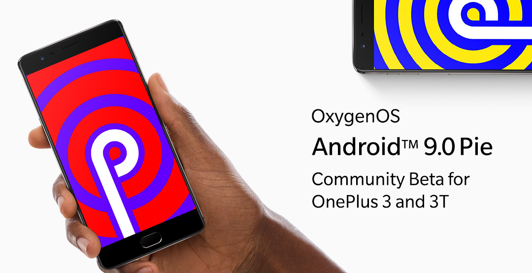 OnePlus 3 Android Pie update