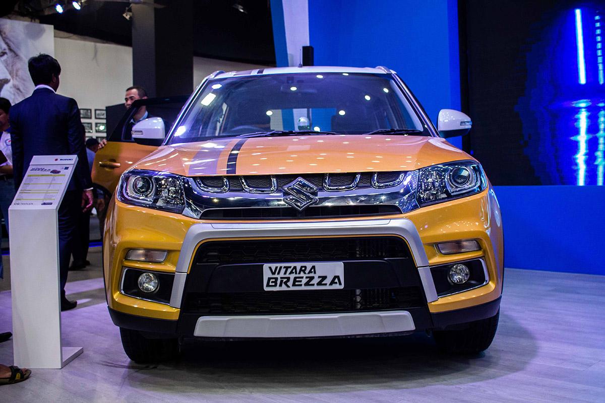 Maruti Suzuki Vitara Brezza Petrol Price in Nepal