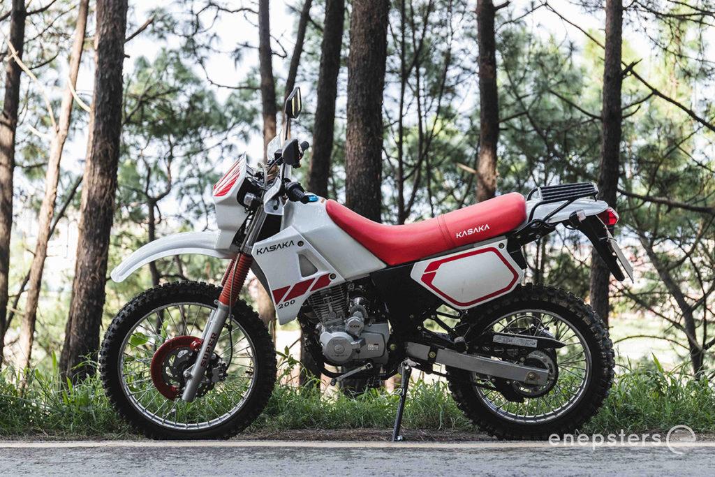 Kasaka Dirt Bikes in Nepal