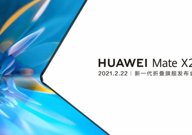 Huawei Mate X2 poster