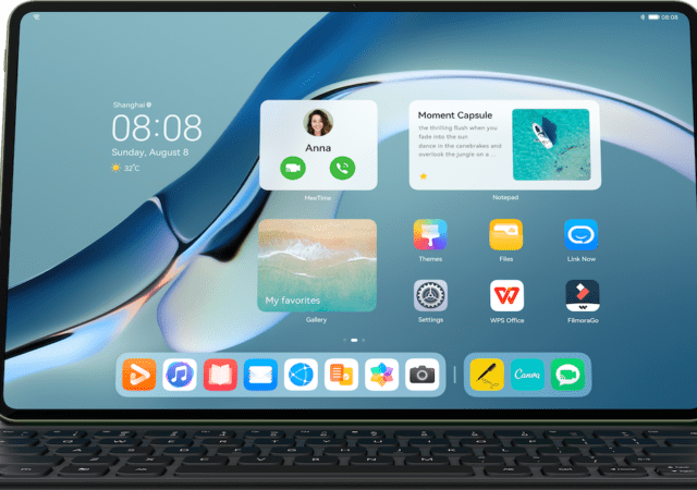 Huawei MatePad Pro 12.6 with Harmony OS