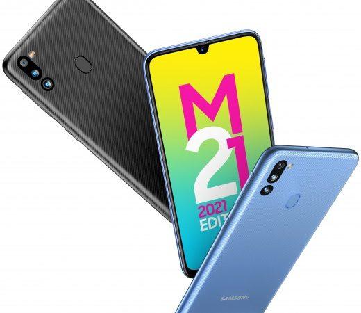 Samsung Galaxy M21 2021 Edition