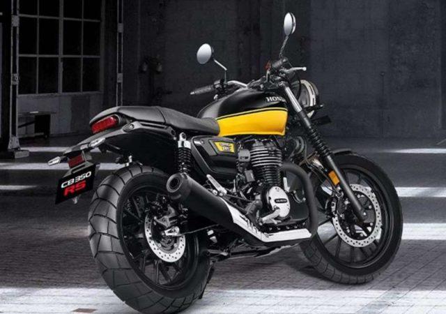 Honda CB350 RS Scrambler Price in Nepal