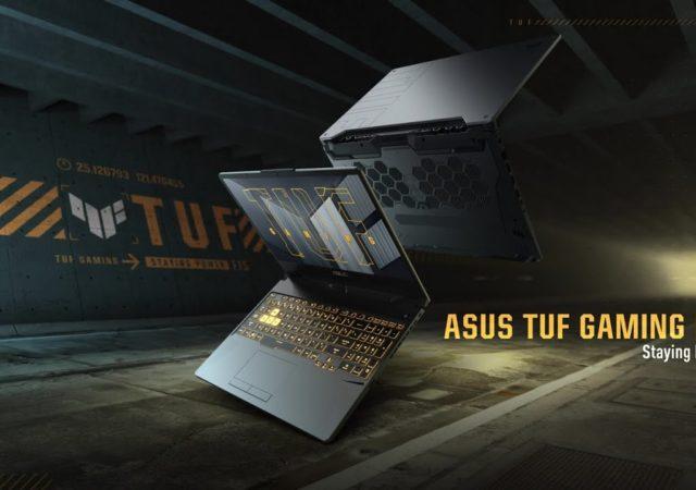 Asus TUF Gaming F15 2021 in Nepal
